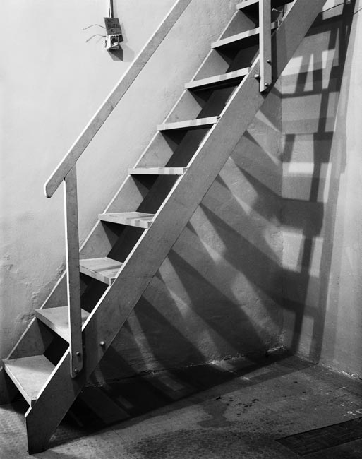 Stairs, 2011, Budapest