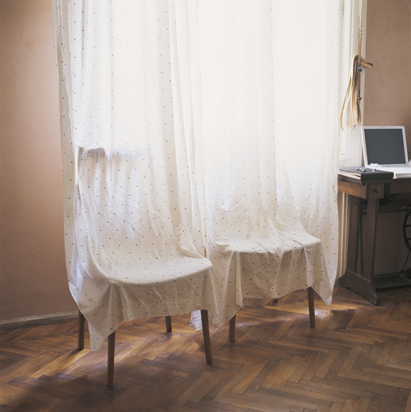 Two chairs, 2006, Budapest