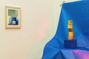 Cubism Prolonged, Group show at Art Plus Text Gallery, Budapest, 4 December, 2015—15 January, 2016 Artists: Joseph Csaky, Gizella Dömötör, Béla Kádár, Károly Kelemen, János Kmetty, János Major, Peter Puklus, György Segesdi, Imre Szobotka  4 December, 2015—15 January, 2016 © Foto: Tamas Bende